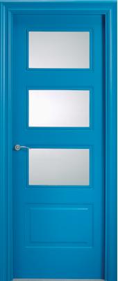 versiones blindadas acorazadas de entrada de armarios y maleteros a juego con cualquier modelo de puertas lacadas blancas o en color